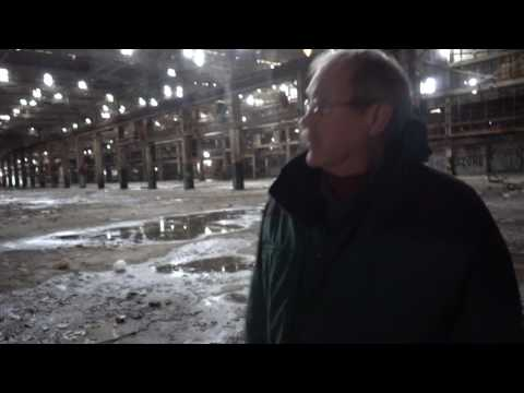 Abandoned Philadelphia: Inside Budd Plant with Former Union Leader