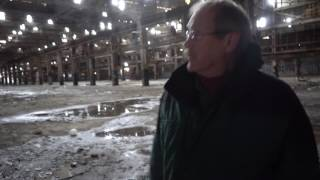 Abandoned Philadelphia: Inside Budd Plant with Former Union Leader