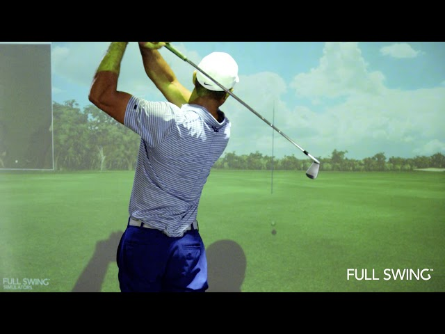 Tiger Woods Returns to The PGA TOUR with Full Swing