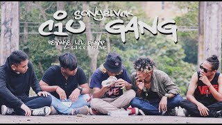 CIU GANG -  sonyBLVCK (remix GUCCI GANG Indonesian Version ) [Official music video]