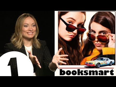 Olivia Wilde On Directing Booksmart, Shooting Underwater And Pronouncing Barcelona