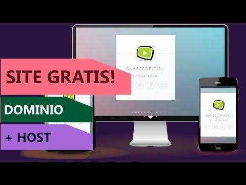 COMO HOSPEDAR UM SITE 100% GRATIS [DOMINIO+HOST] COM SUPORTE (PHP,MYSQL,ESPAÇO ILIMITADO)