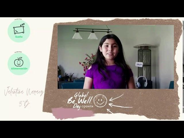 Los invitamos a participar en el Global Be Well Day - Colegio Pumahue Chicauma