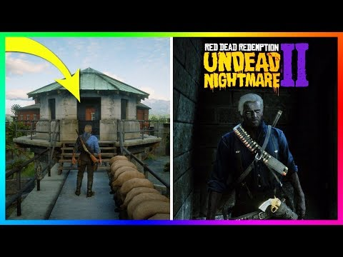 If You Get Inside The Sisika Penitentiary In Red Dead Redemption 2 Something SPOOKY Will Happen! thumbnail