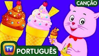 Três Gatinhos Foram Comer - Canções por Cutians | ChuChu TV