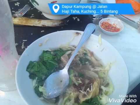 Dapur Kampung Makanan Sedap Di Kuching 04 16