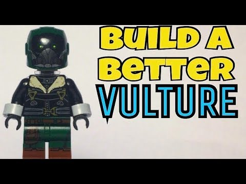 HOW TO Build a Better VULTURE from Spider-Man: Homecoming