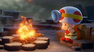 Captain Toad: Treasure Tracker 100% Walkthrough Part 3 - The Hunt for the Great Bird's Lair