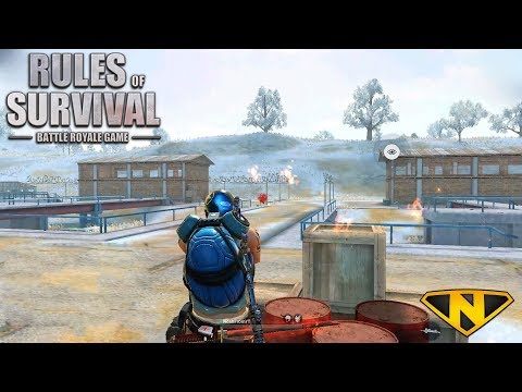 Future Royales (Rules of Survival: Battle Royale #119)