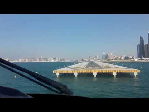 Skyline Dubai at 12,000ft  - Twinotter Skydive Dubai
