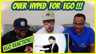 OVER HYPED REACTION to BTS 'Outro : Ego' Comeback Trailer - JHOPE!!
