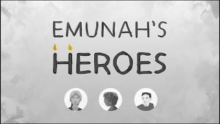 EMUNAH HERO FROM AFULA