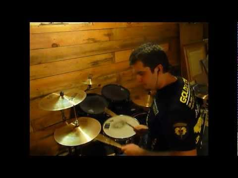 Skindred - Electric Avenue Drum Cover