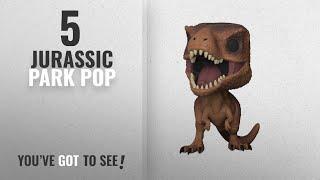 Top 10 Jurassic Park Pop [2018]: Funko Pop Movies: Jurassic Park-Tyrannosaurus Collectible Figure