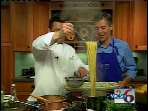 Chef Vito Marcello Recipe For Shrimp Fra Diavolo
