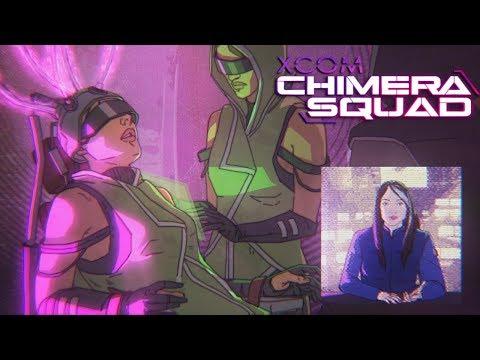 XCOM: Chimera Squad, Operation Virtual Fighter! (PC GAMEPLAY) |
