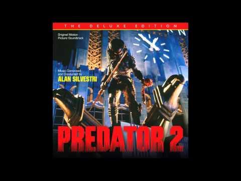 Predator 2 (OST) - Subway Predator