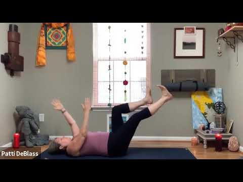 Yin Yang Yoga with Patti - 60 Minutes