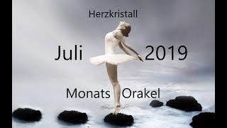Monatsorakel Juli 2019