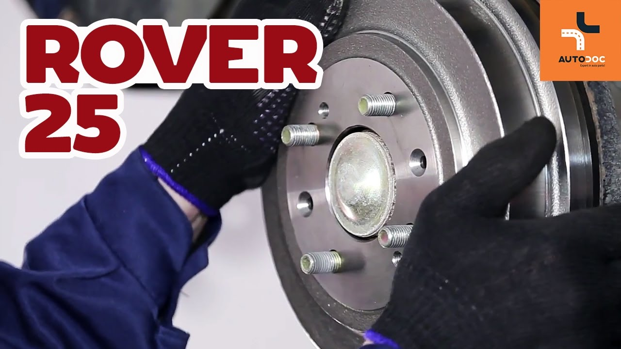 Rover Mg Zr 1.4 2.0 Td Disco De Freno Pastillas De Freno Tambor De Freno Freno Zapatos