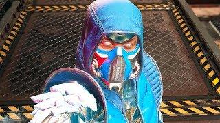 INJUSTICE 2 Sub Zero Super Move And Victory Pose PS4/Xbox One