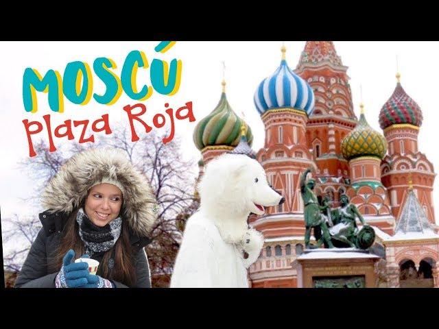 La Plaza Roja en Moscú 🇷🇺 Rusia