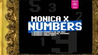 SEX010: MONICA X - NUMBERS (SEX IN THE HOUSE DIGITAL)