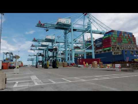 Made in Virginia: TMEIC Corp - Port Crane Automation