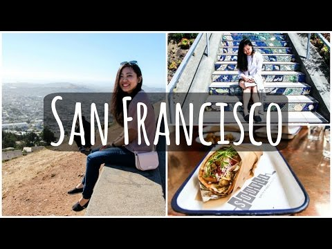 Food and travel guide | San Francisco travel vlog