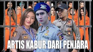 Deddy Corbuzier Verrell Bramasta Dan Natasha Wilona Jadi Polisi Artis Kabur Dari Penjara