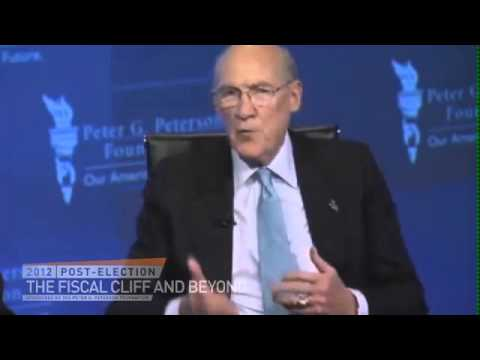 Post-Election: The Fiscal Cliff and Beyond - Erskine Bowles, Alan Simpson