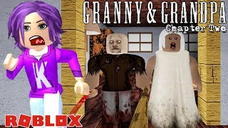 Roblox: Granny Chapter 2 / Complete Walk-through Escape (Boat and Front Door Escape)
