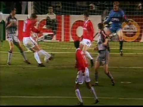 Bayern Manchester United 1999