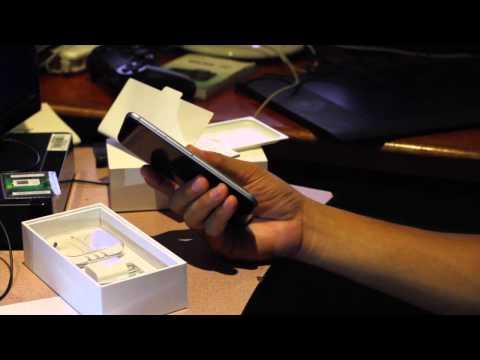 iPhone6 Unbox (Khmer Language)