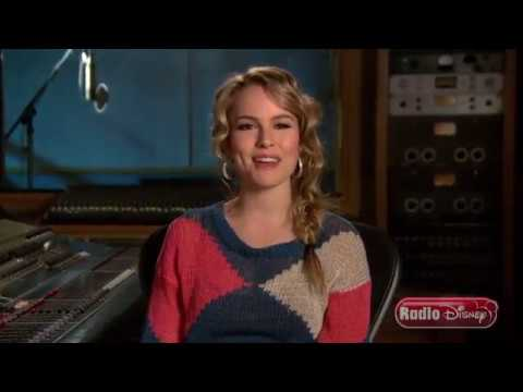 Bridgit Mendler - The artist (Radio Disney total access)