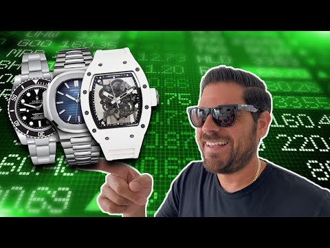 Watch Prices Still FALLING?? - Watch Market Update Rolex, AP, Patek, Richard Mille!