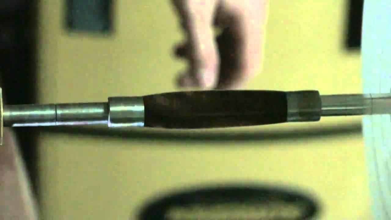 Pen Turning: Super Glue Finish