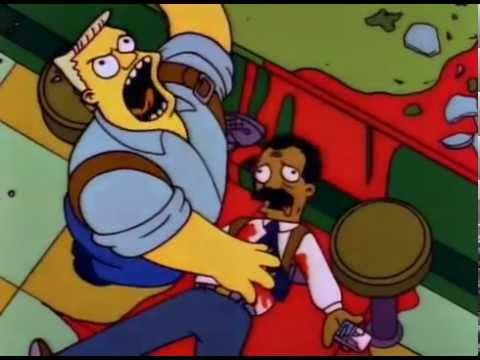 Mendoza!! (The Simpsons)