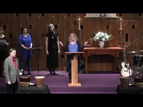 "Rev. Lindvig Burning Bowl Ceremony ""Part 2—Societal Problems""—Seattle Unity—12-31-2017"