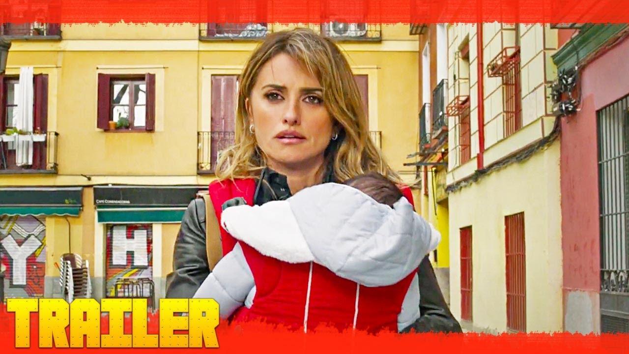 Madres Paralelas (2021) Teaser Tráiler Oficial Español