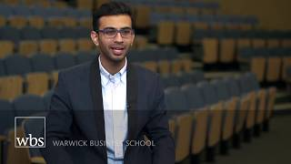 Canadian Jatin Suri describes his time studying our MSc Internation...