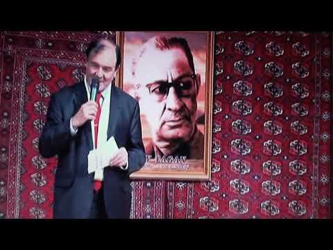 Türkmenistan Ata Watanym, Türkmensahra Türkmenilim-.Nebit Dag,Pyhy dadeň 95 ýyllygyna #02