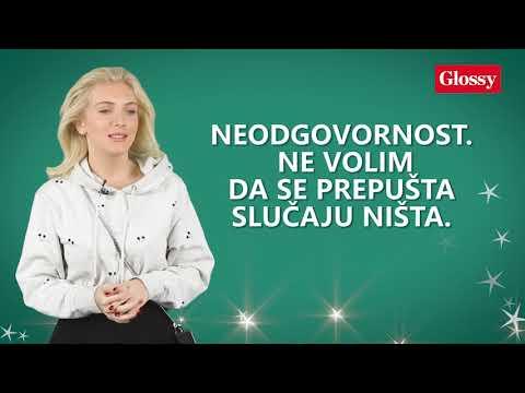 GLOSSY LIČNO  Nikolina Kovač: Variram od anoreksije do žene sa oblinama!