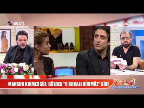 Mahsun Kırmızıgül, Gülben Ergen'i ''6 Kocalı Hürmüz''e benzetti