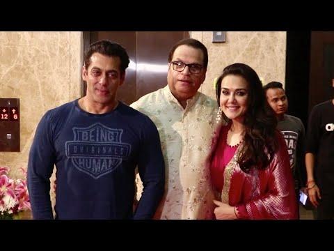 Ramesh Taurani's star studded DIWALI Bash   Salman Khan, Sonakshi Sinha Mp3