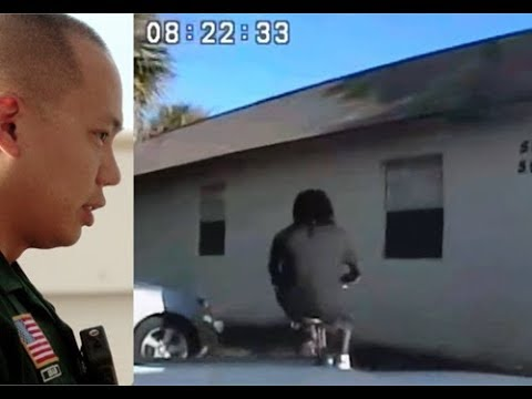 Florida Cop faints after learning his property will be seized for shooting and paralyzing man