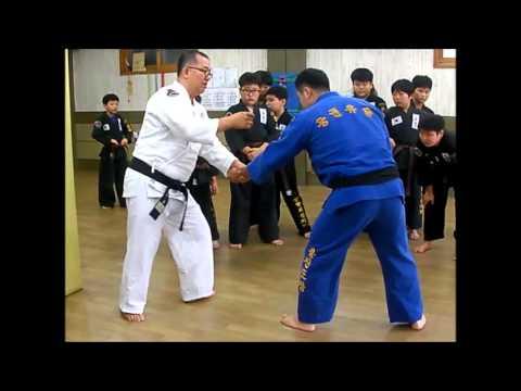 (124)Gongkwon Yusul Sungsan Dojang Semina in Changwon