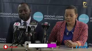 Madam  Ritah atangazwa  Rasmi kuwa Balozi wa huduma ya Usafiri ya ' Moovn'