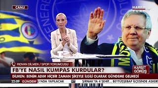 Fenerbahçe'ye nasıl kumpas kurdular? (Karşıt Görüş 10 Ağustos 2016) 3. Bölüm