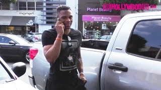 Russell Westbrook Gets Harassed By A Crazy Fan & Is Asked About Kevin Durant Beef